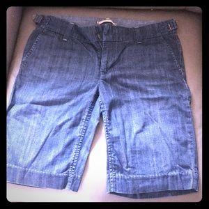 GAP- Denim Bermuda Shorts